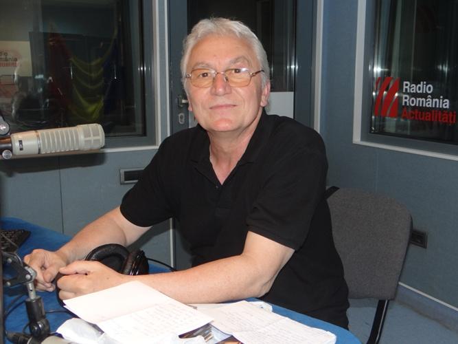 Virgil Popescu la Radio Romania 2015