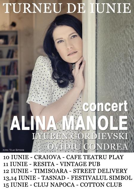 ALINA MANOLE 15 IUNIE