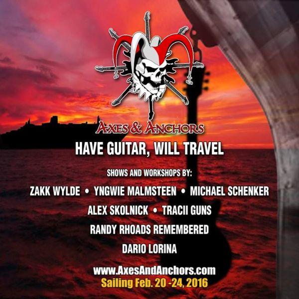 AXES & ANCHORS 20th february cruise a