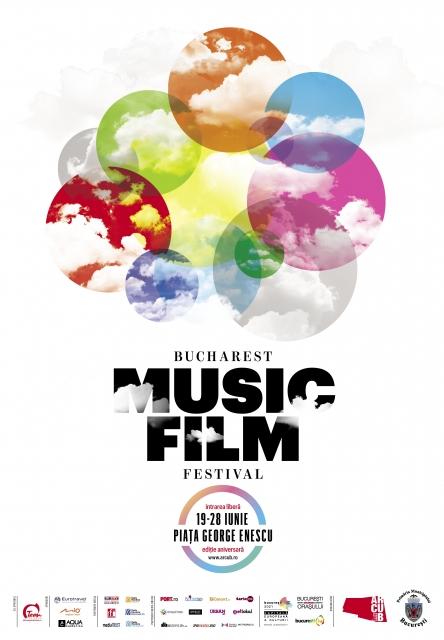 BUCHAREST MUSIC FILM FESTIVAL 19 - 28 iunie
