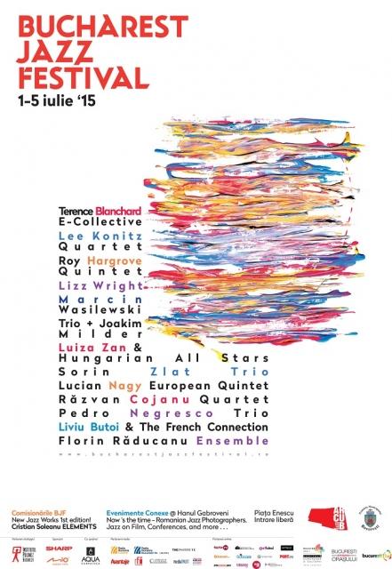 Bucharest Jazz Festival 1 - 5 iulie