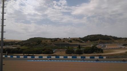 Circuit Jerez Spania 2015