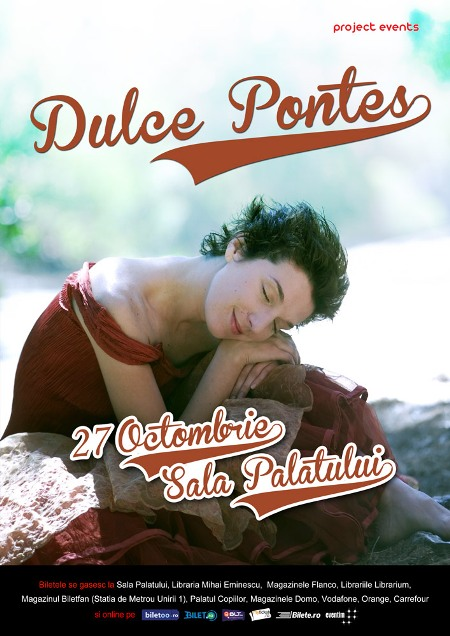 DULCE PONTES 27 octombrie
