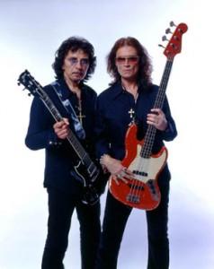 Glenn Hughes şi Tony Iommi