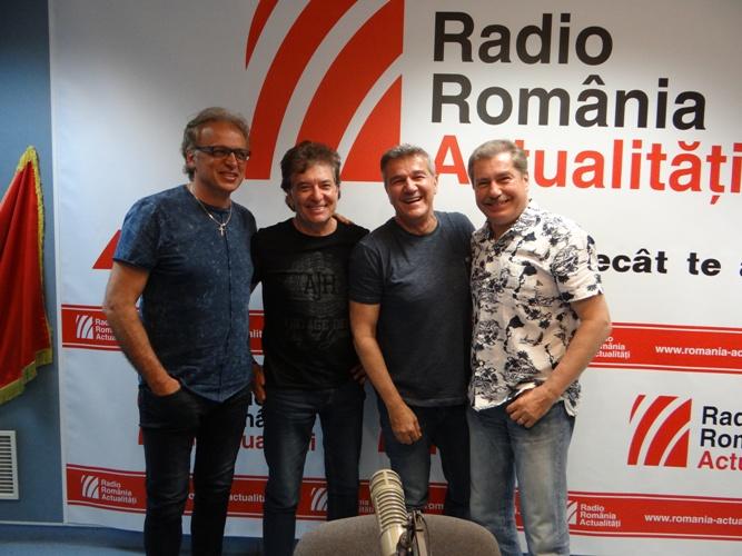 Holograf la Radio Romania 2015