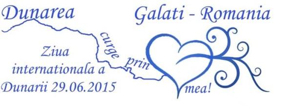 Logo Ziua Internationala a Dunarii 28 si 29 iunie