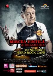 Mircea Vintila_Hard Rock Cafe 20 noiembrie