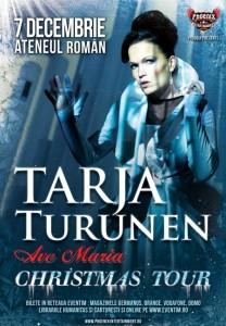 Tarja Turunen 7 decembrie
