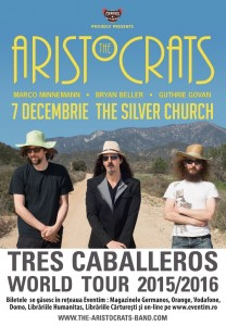The Aristocrats 7 decembrie