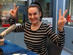Zoia Alecu la Radio Romania 2015