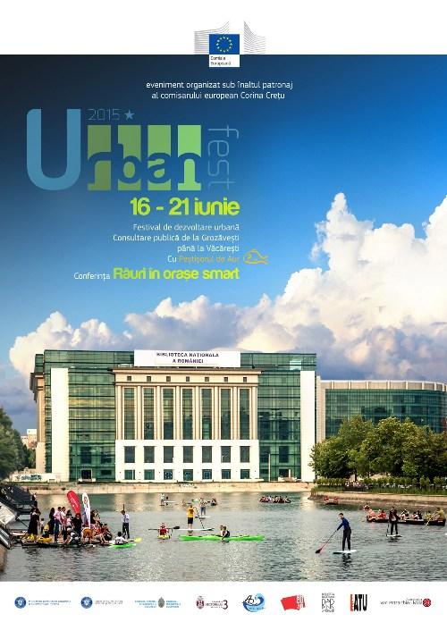 urbanfest 16 - 21 iunie