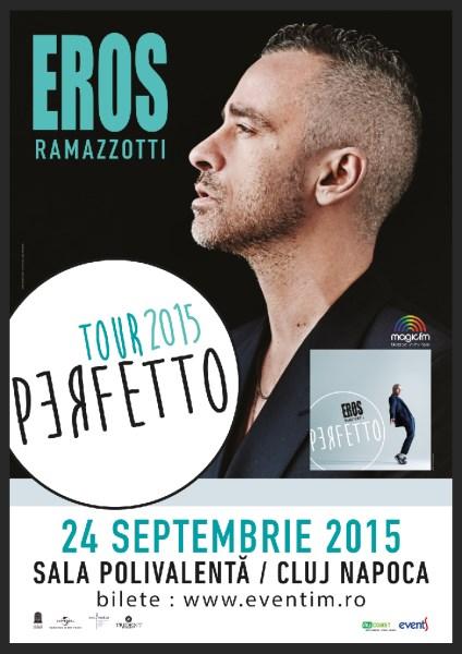 Eros Ramazzotti 24 septembrie