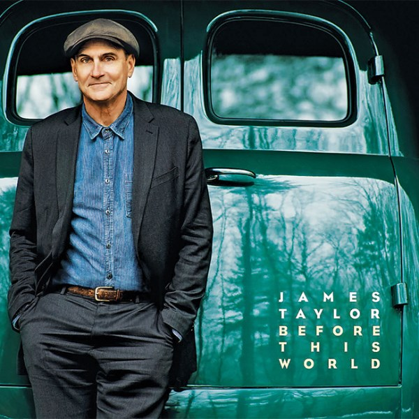 James Taylor - Before This World (600 x 600)