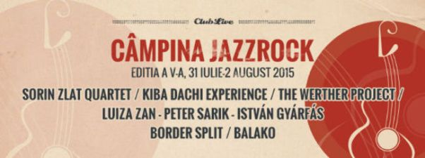 JazzRock Festival campina 2 august
