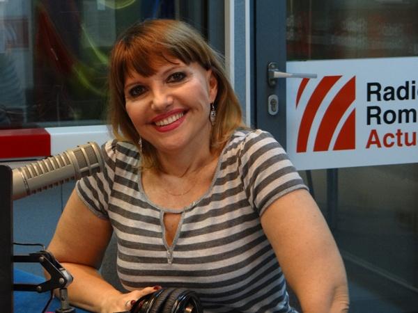 Marina Almasan la Radio Romania