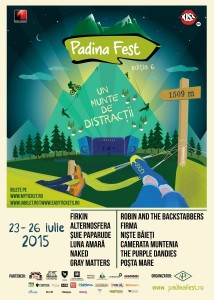 PADINA FEST 26 iulie