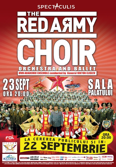 Red Army 22 si 23 septembrie