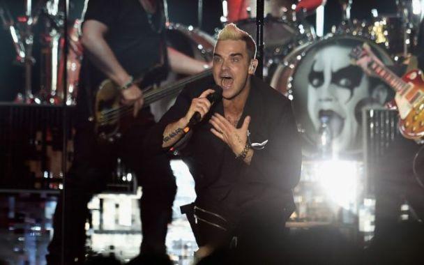 Robbie Williams a