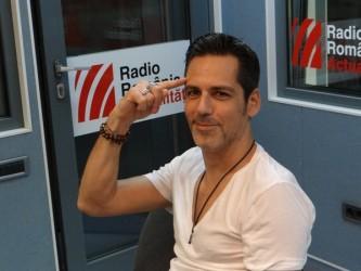 Stefan Banica live la Radio Romania 2015