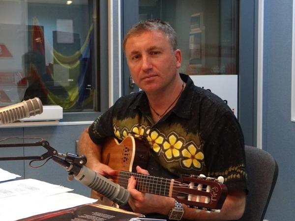 Walter Ghicolescu la Radio Romania 2015