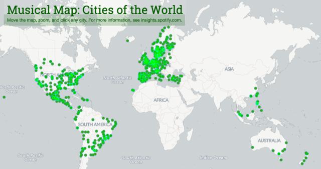 music map world