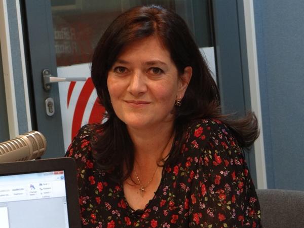 Carmen Victoria Barloiu la Radio Romania