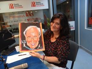 Carmen Victoria Barloiu si caricatura Andrei