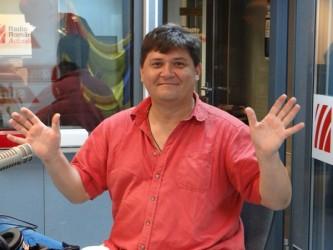 Dan Manciulea la Psihologul muzical 2015