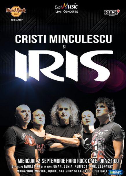 Iris Cristi Minculescu 2 septembrie a