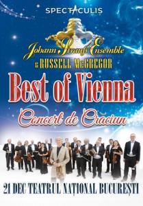 Johann Strauss 21 decembrie