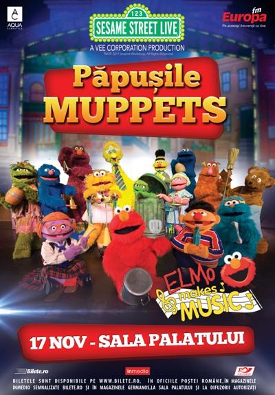 Muppets show 17 noiembrie