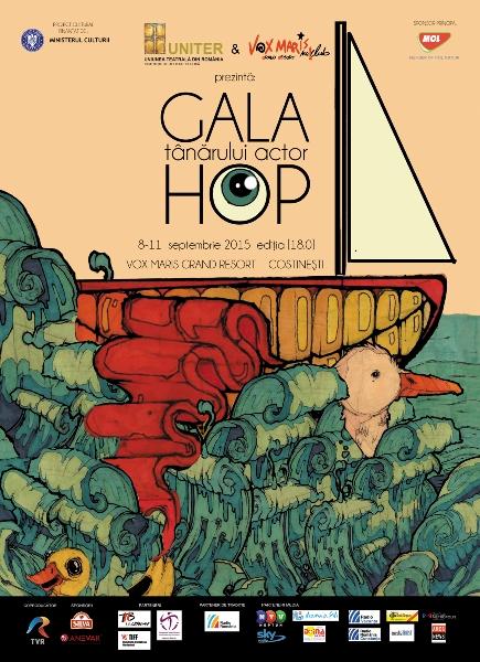 Afis Gala HOP 11 septembrie a