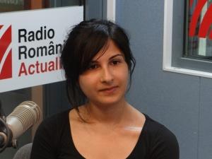 Alexandra Andrei live la Radio Romania