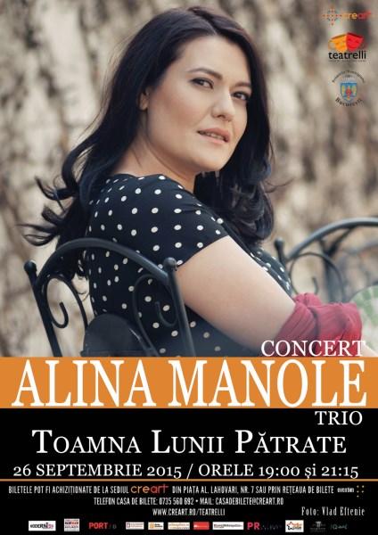 Alina Manole 26 septembrie