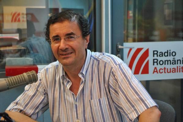 Dani Constantin la Radio Romania 2015