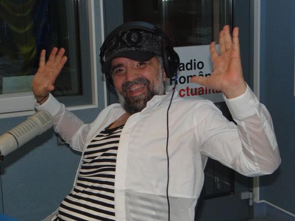 Daniel Iordachioae la Radio Romania 2015
