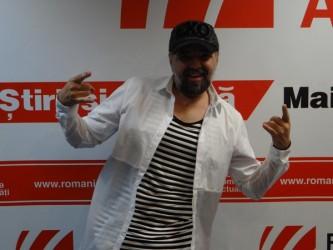 Daniel Iordachioae live la Radio Romania 2015