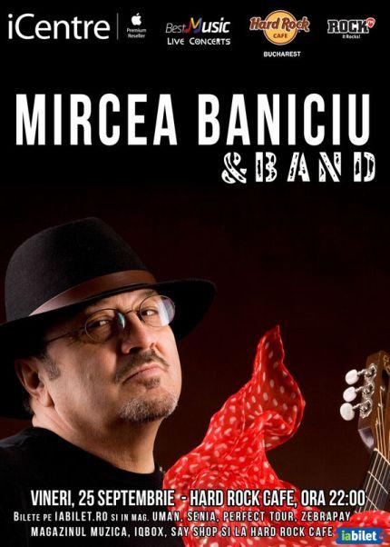 Mircea Baniciu 25 septembrie a