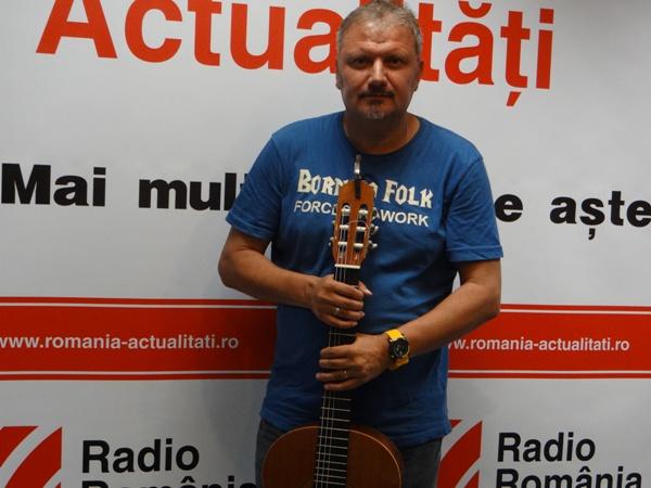 Ovidiu Mihailescu live la Radio Romania 2015