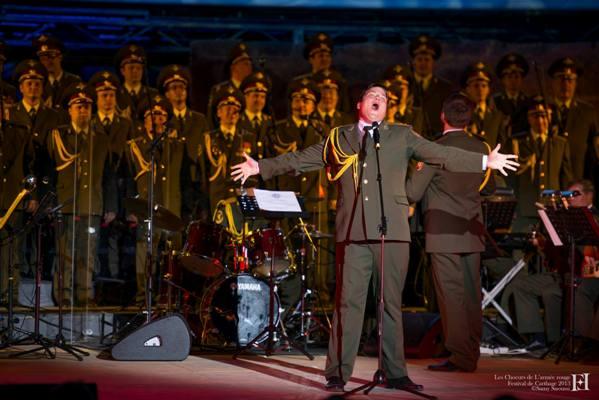Red Army Choir a