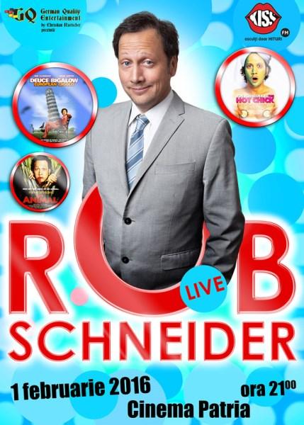 Rob Schneider 1 februarie 2016
