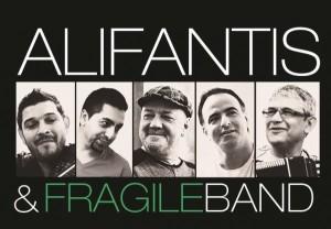 Alifantis & FragileBand