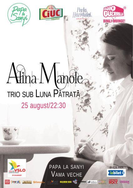 Alina Manole 25 august
