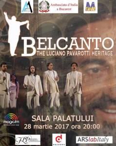 Belcanto 28 martie 2017