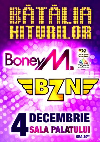Boney M si Jan Keizer & Anny Schilder 4 decembrie