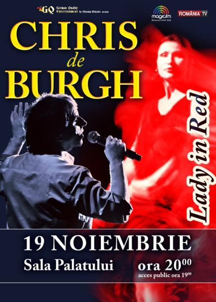 CHRIS-DE-BURGH 19 noiembrie