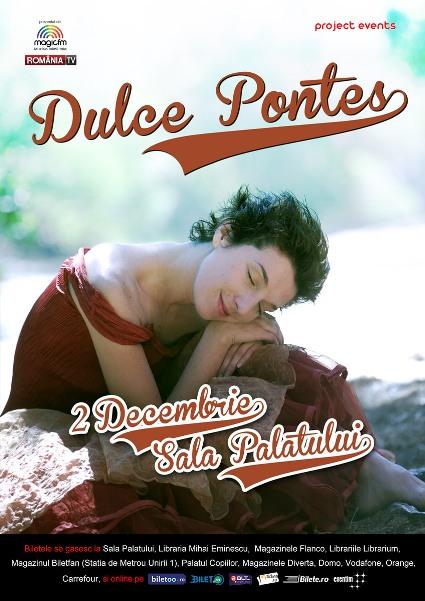 DULCE PONTES 2 decembrie