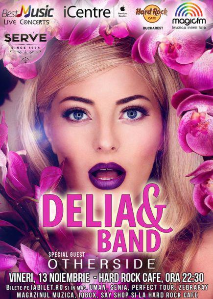 Delia 13 noiembrie a