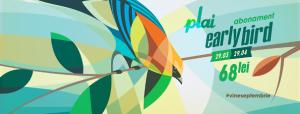 Festivalul PLAI 16 septembrie