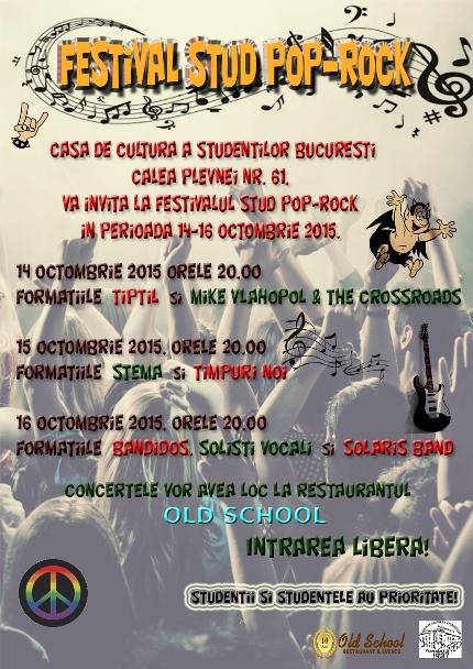 Festivalul Stud Pop-Rock a